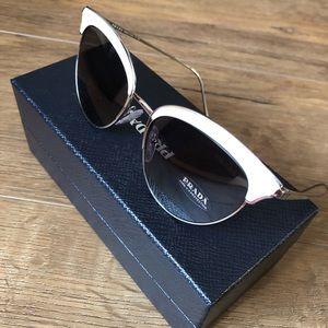 PRADA-NWT Retro Cat Eye Sunglasses
